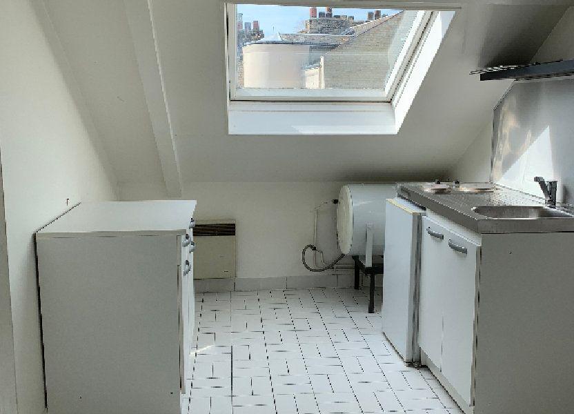 Appartement à louer 14m2 à Le Havre