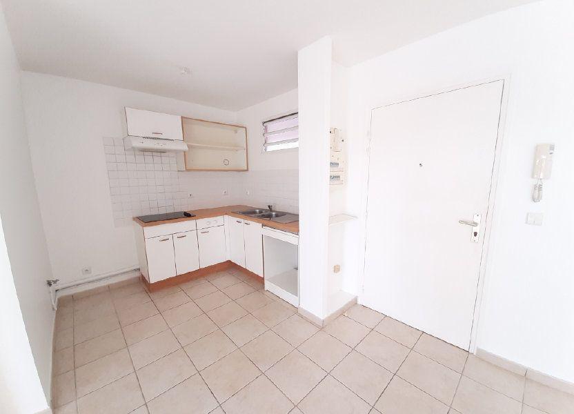 Appartement à louer 42.64m2 à Le Lamentin