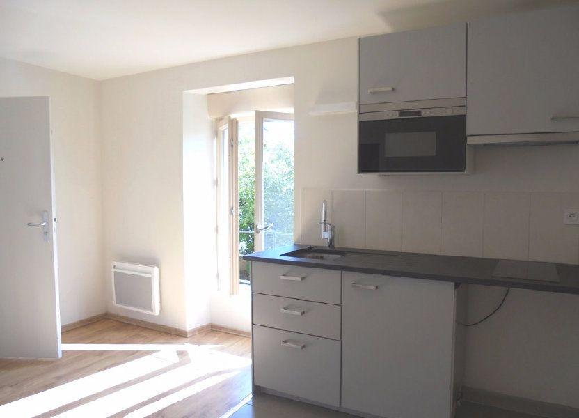 Appartement à louer 29m2 à Chagny