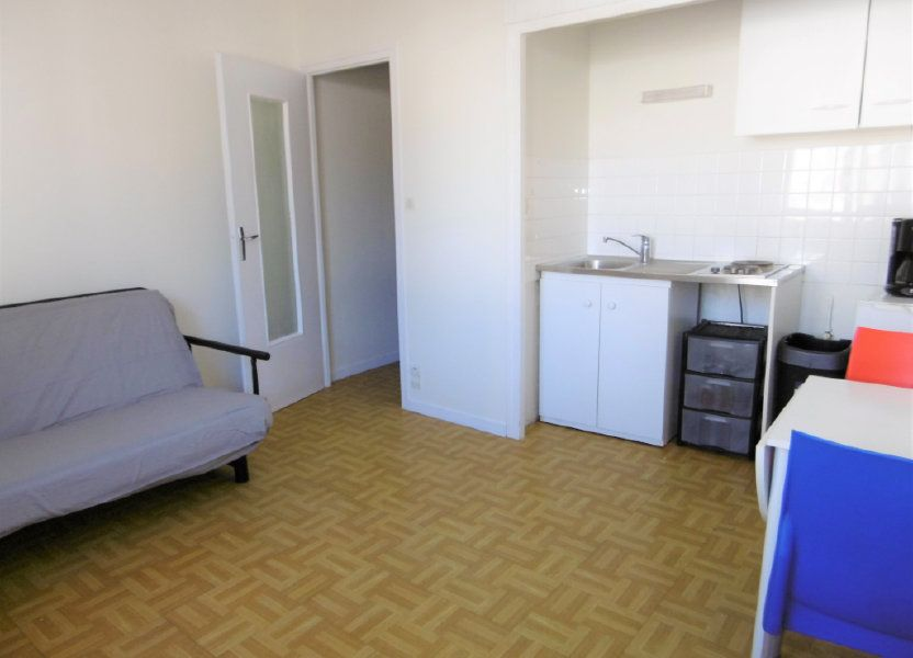 Appartement à louer 19.36m2 à Chalon-sur-Saône