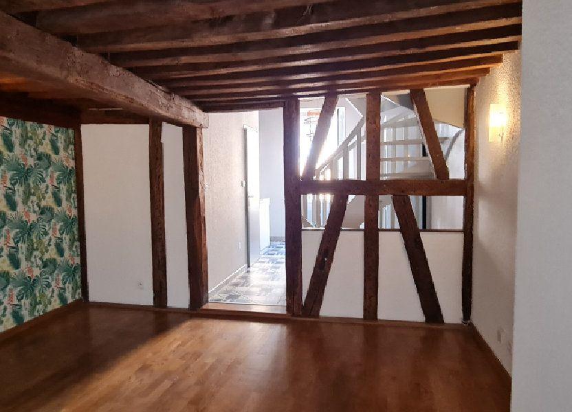 Appartement à louer 45m2 à Chalon-sur-Saône