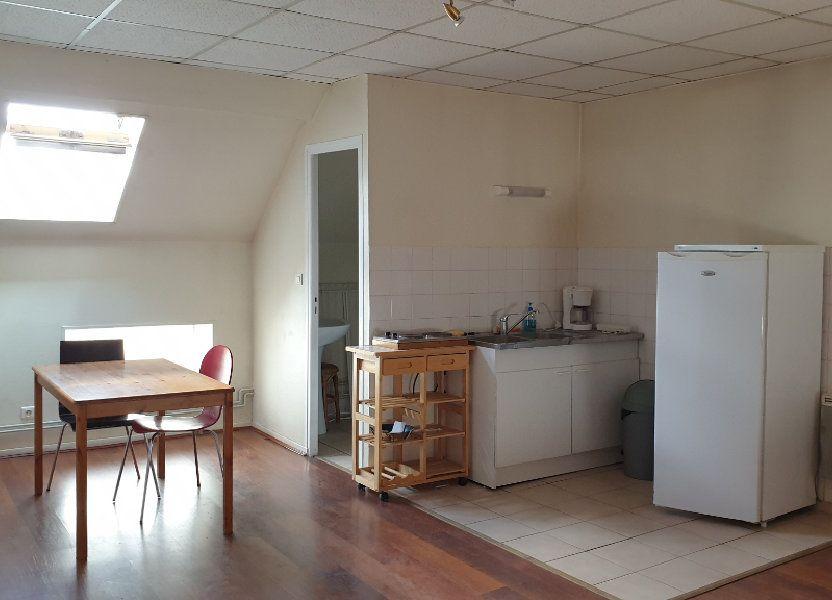 Appartement à louer 25m2 à Chagny