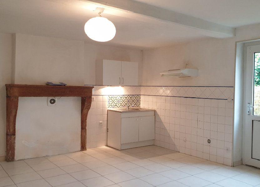 Appartement à louer 42.74m2 à Champforgeuil