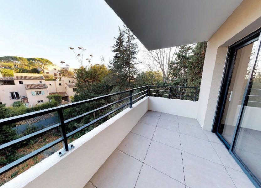 Appartement à louer 61m2 à Antibes
