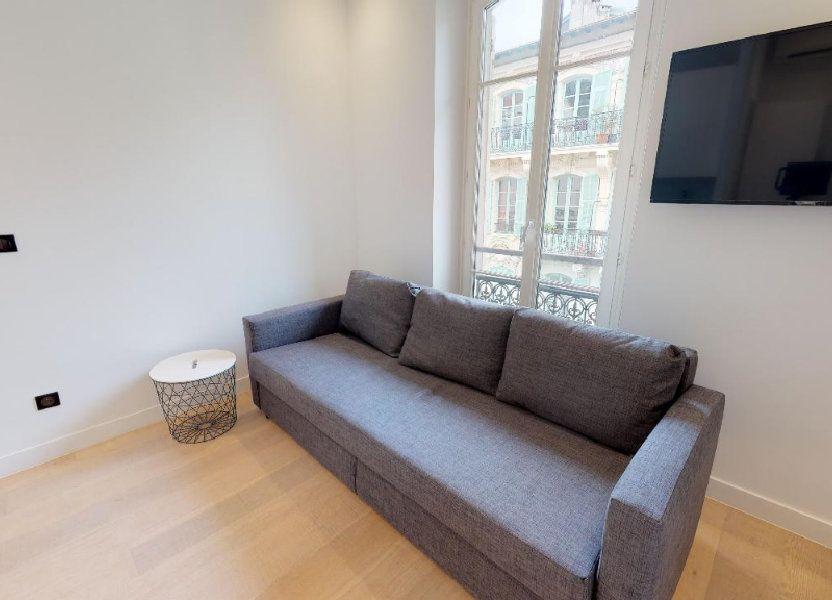 Appartement à louer 15.07m2 à Nice