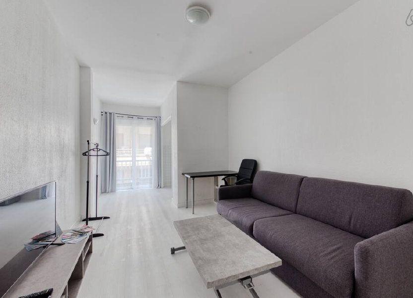 Appartement à louer 24.7m2 à Nice