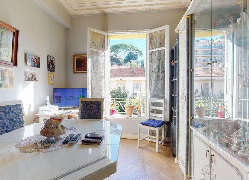 Appartement à vendre 47m2 à Nice