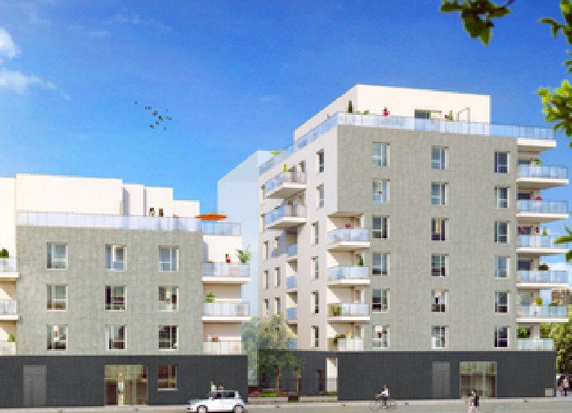 Appartement à vendre 60.1m2 à Lyon 8