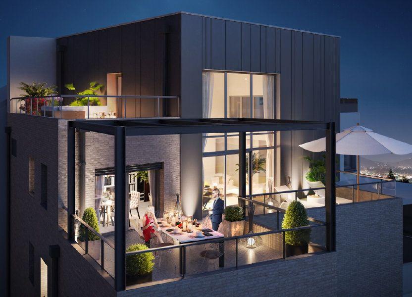 Appartement à vendre 59.76m2 à Lyon 8