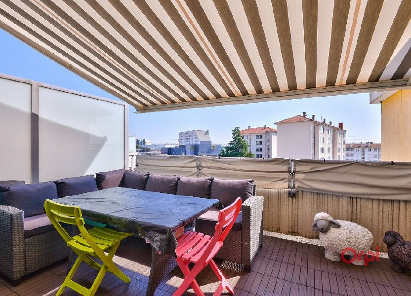 Appartement à vendre 94.46m2 à Vénissieux