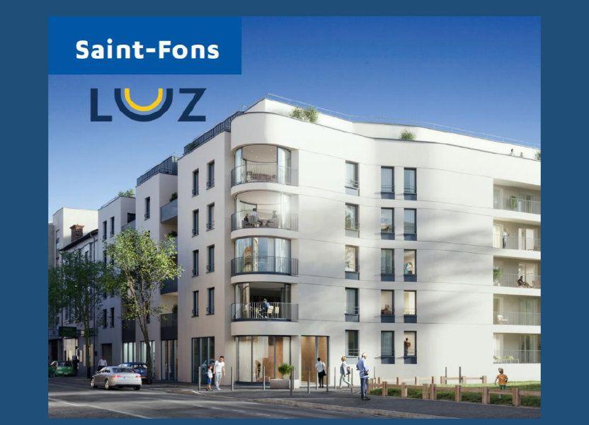 Appartement à vendre 83.32m2 à Saint-Fons