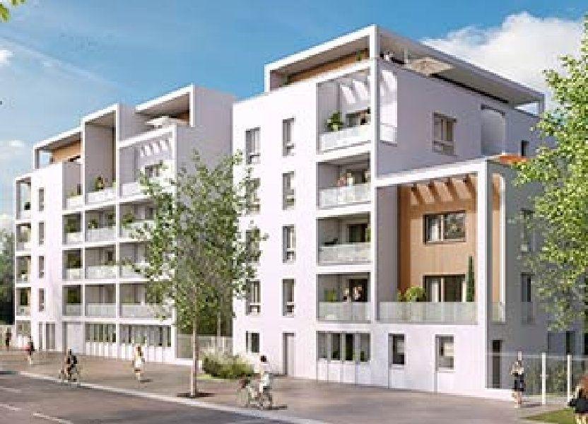 Appartement à vendre 56.58m2 à Vénissieux