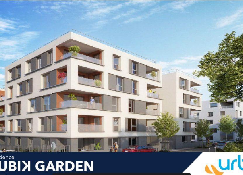 Appartement à vendre 58.6m2 à Vénissieux