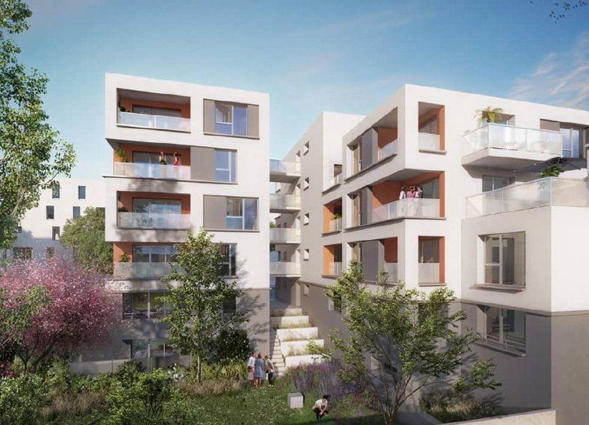 Appartement à vendre 83m2 à Vénissieux