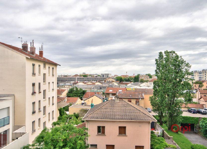 Appartement à vendre 61.1m2 à Lyon 8