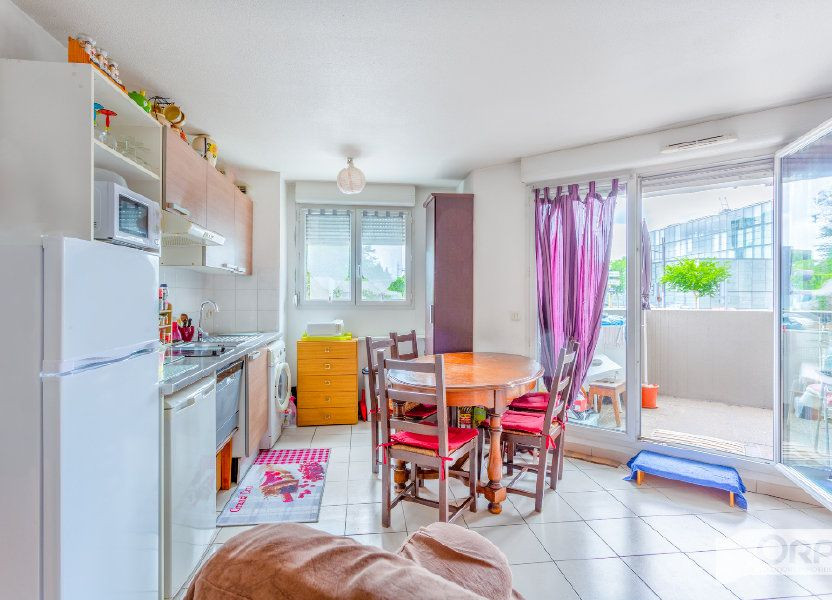 Appartement à vendre 56.89m2 à Vénissieux