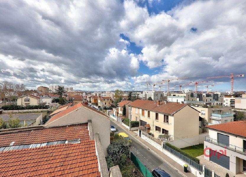 Appartement à vendre 68m2 à Lyon 8