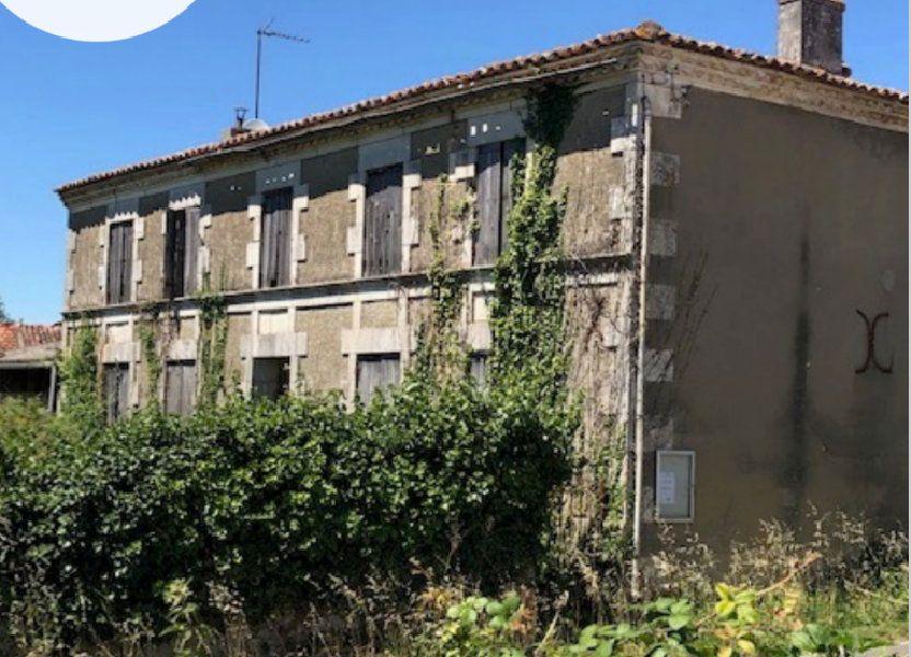 Maison à vendre 189m2 à Saint-André-de-Lidon