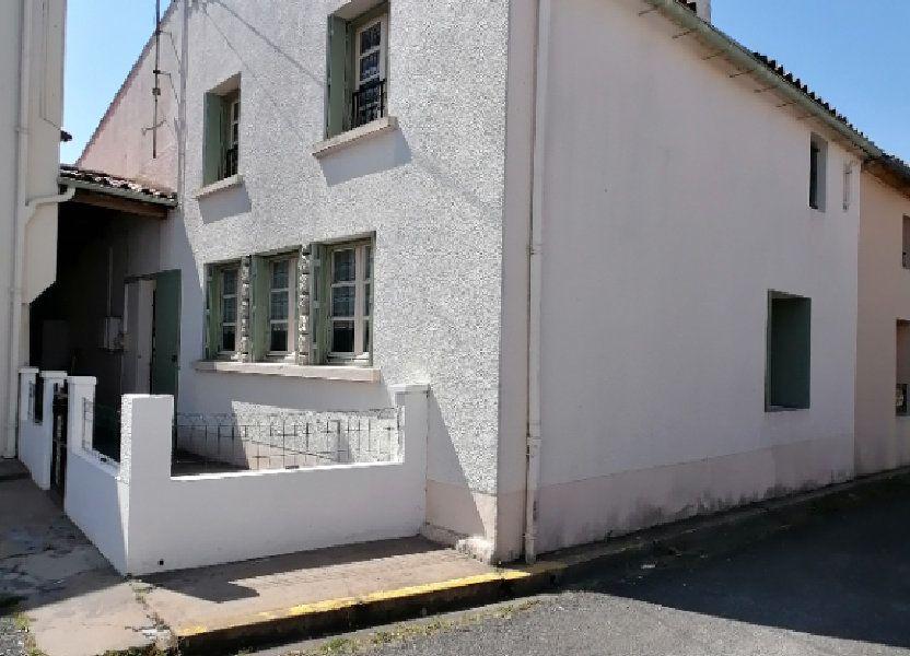 Maison à vendre 98.44m2 à Meschers-sur-Gironde