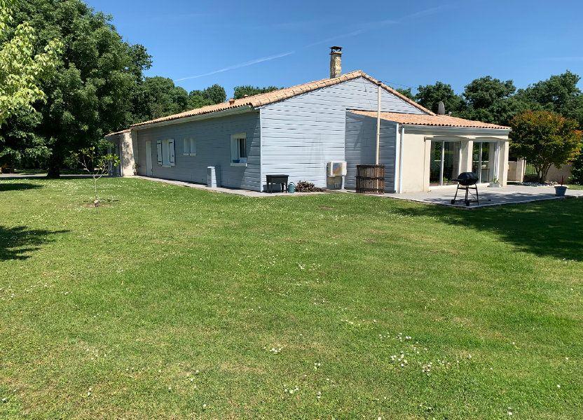 Maison à vendre 170m2 à Corme-Écluse