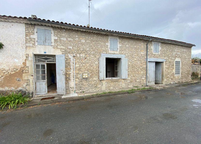 Maison à vendre 142m2 à Corme-Écluse