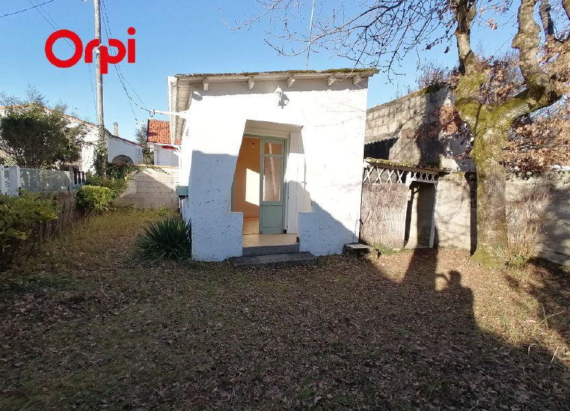 Maison à vendre 25m2 à Saint-Georges-de-Didonne