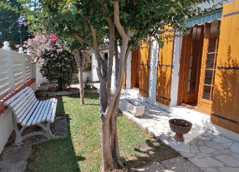 Maison à vendre 95m2 à Royan