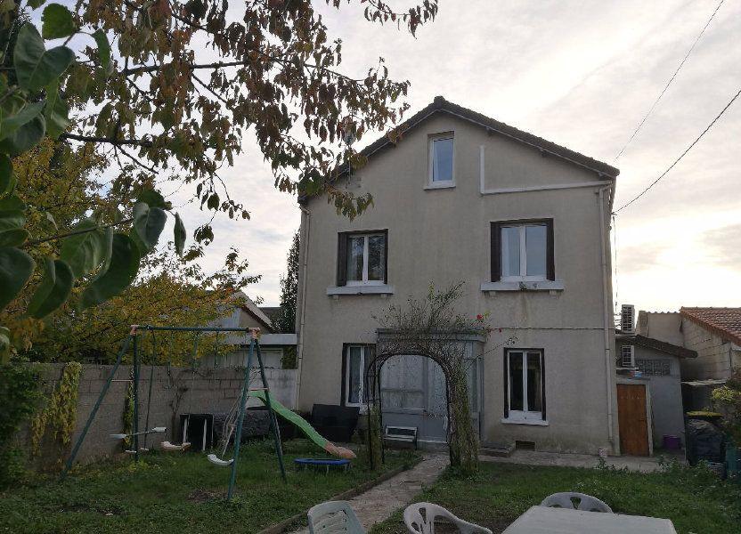 Maison à vendre 103m2 à Le Blanc-Mesnil