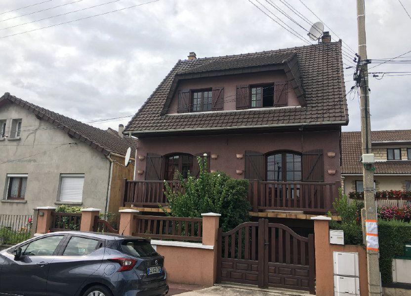 Maison à vendre 207.02m2 à Le Blanc-Mesnil