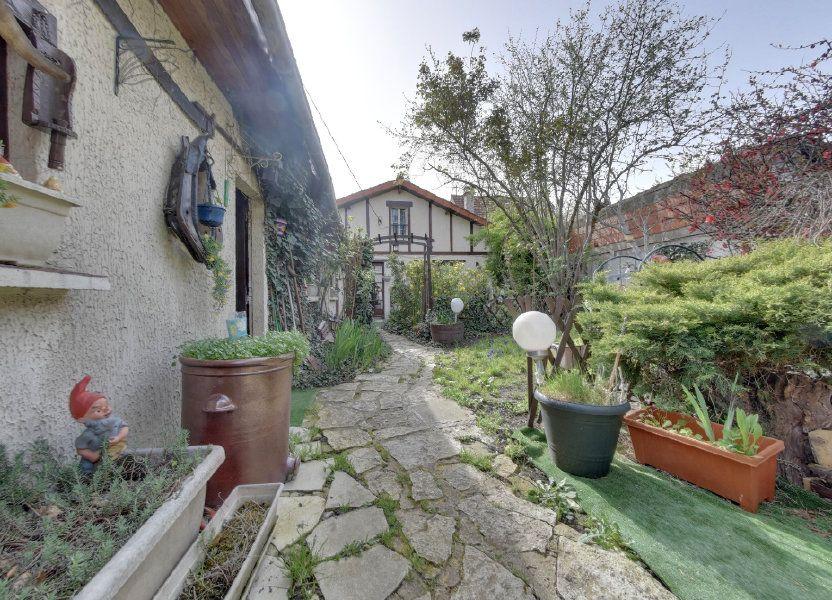 Maison à vendre 100m2 à Le Blanc-Mesnil