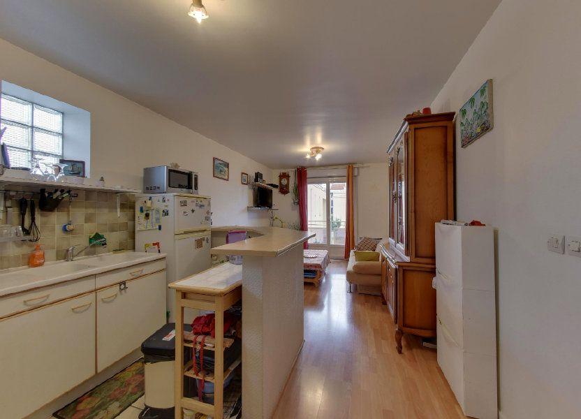 Appartement à vendre 36.04m2 à Le Blanc-Mesnil