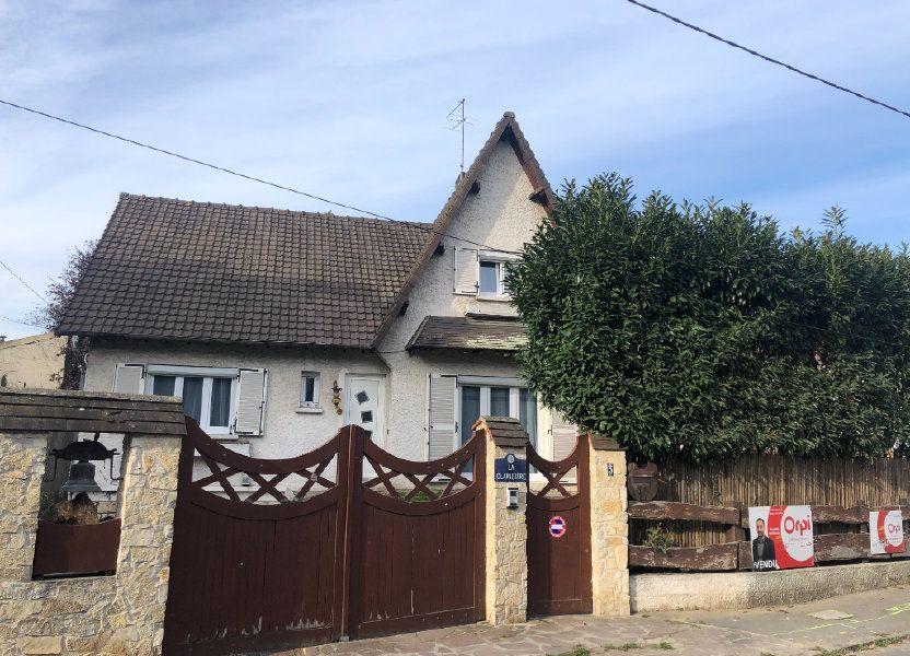 Maison à vendre 140m2 à Le Blanc-Mesnil