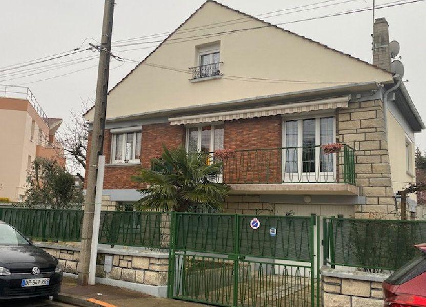 Maison à vendre 125m2 à Le Blanc-Mesnil