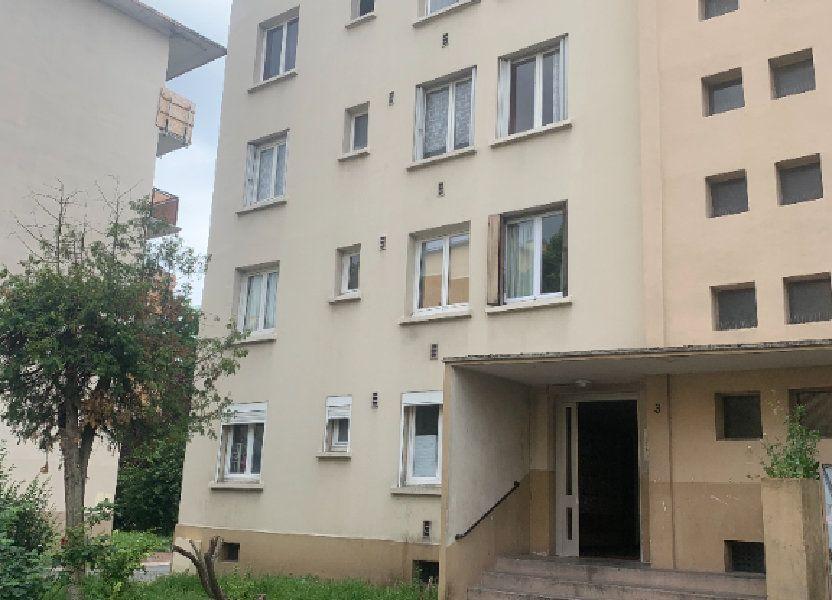 Appartement à vendre 70m2 à Le Blanc-Mesnil