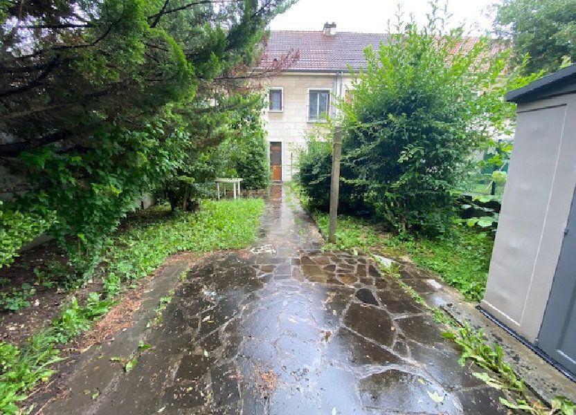 Maison à vendre 80m2 à Le Blanc-Mesnil
