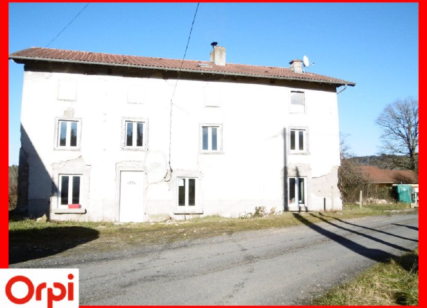 Maison à vendre 140m2 à Chaumont-le-Bourg