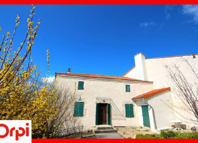 Maison à vendre 164m2 à Lamontgie