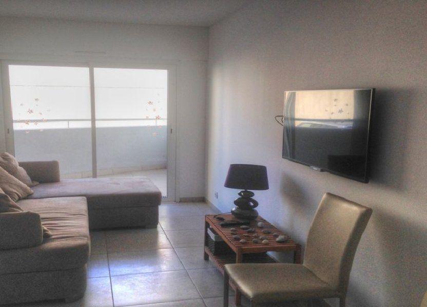 Appartement à louer 43m2 à Golfe Juan - Vallauris