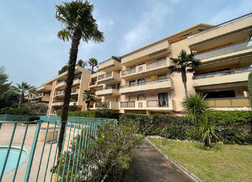 Appartement à vendre 56m2 à Cannes