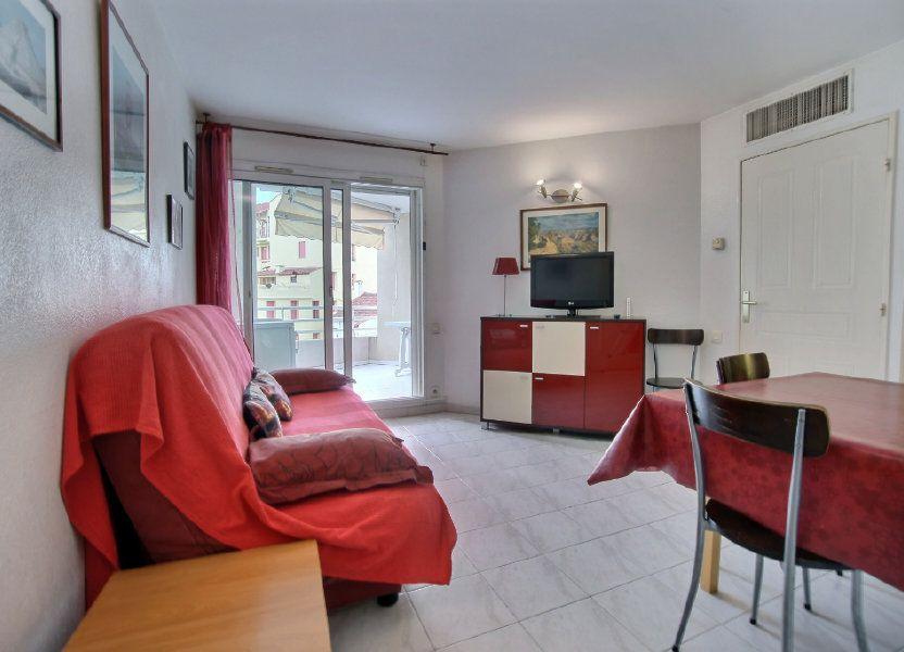 Appartement à vendre 28m2 à Golfe Juan - Vallauris