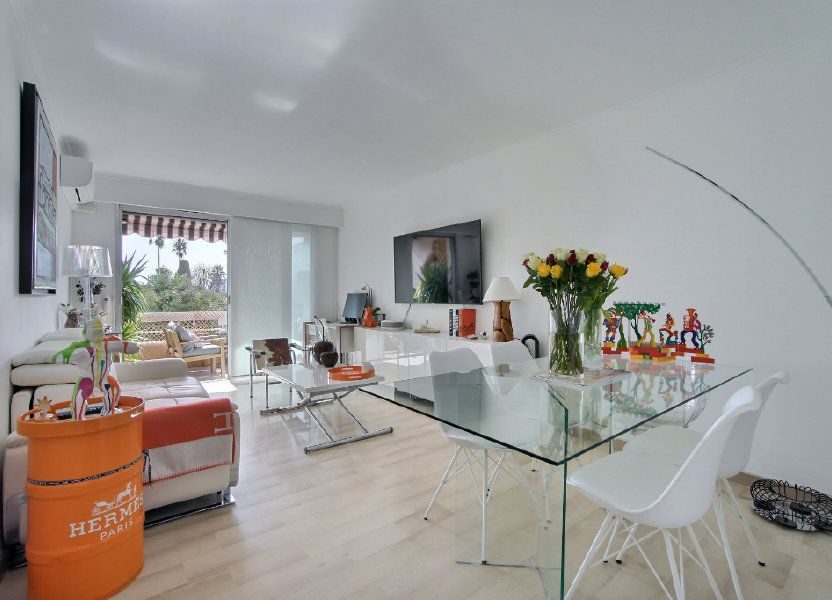 Appartement à vendre 63m2 à Golfe Juan - Vallauris