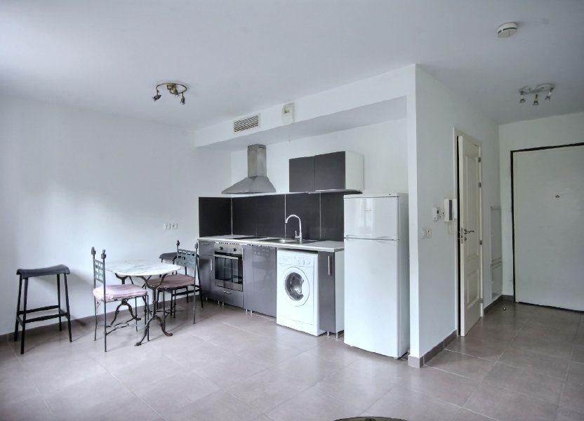 Appartement à vendre 34m2 à Vallauris
