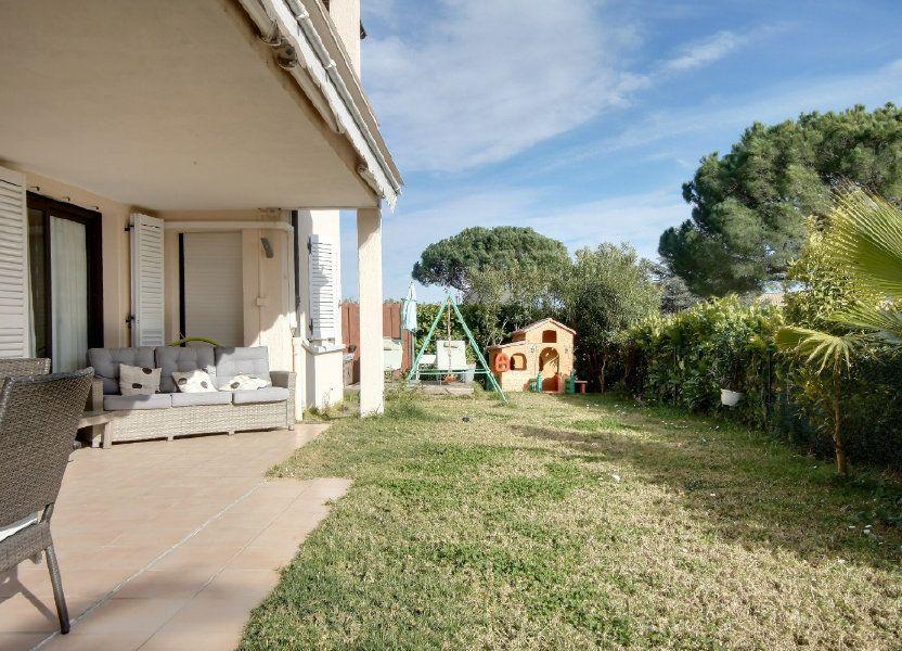 Appartement à vendre 106.62m2 à Villeneuve-Loubet