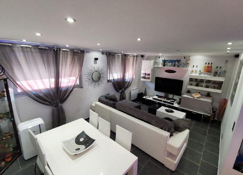 Appartement à vendre 48m2 à Cannes