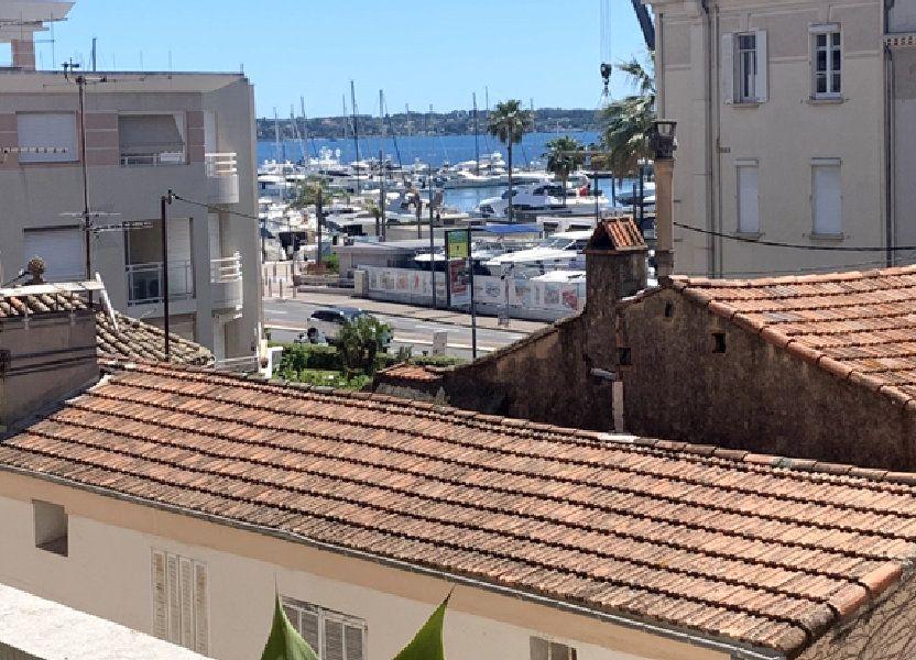 Appartement à vendre 38m2 à Golfe Juan - Vallauris