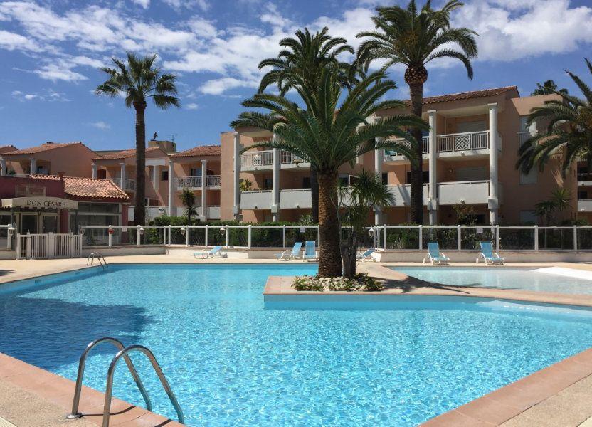 Appartement à louer 33m2 à Golfe Juan - Vallauris