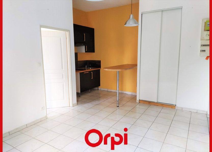 Appartement à louer 31.36m2 à Villeurbanne