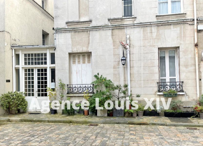 Appartement à louer 47m2 à Versailles