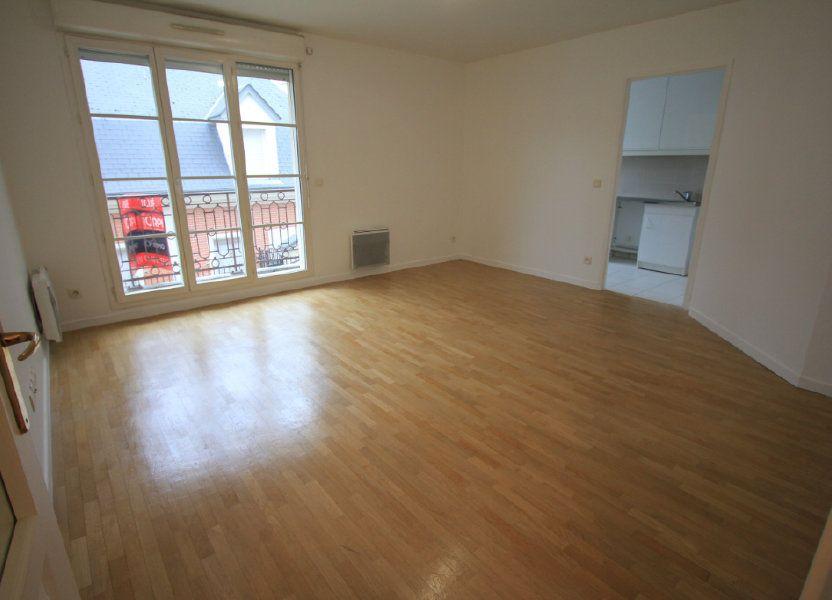 Appartement à louer 44.33m2 à Le Plessis-Robinson
