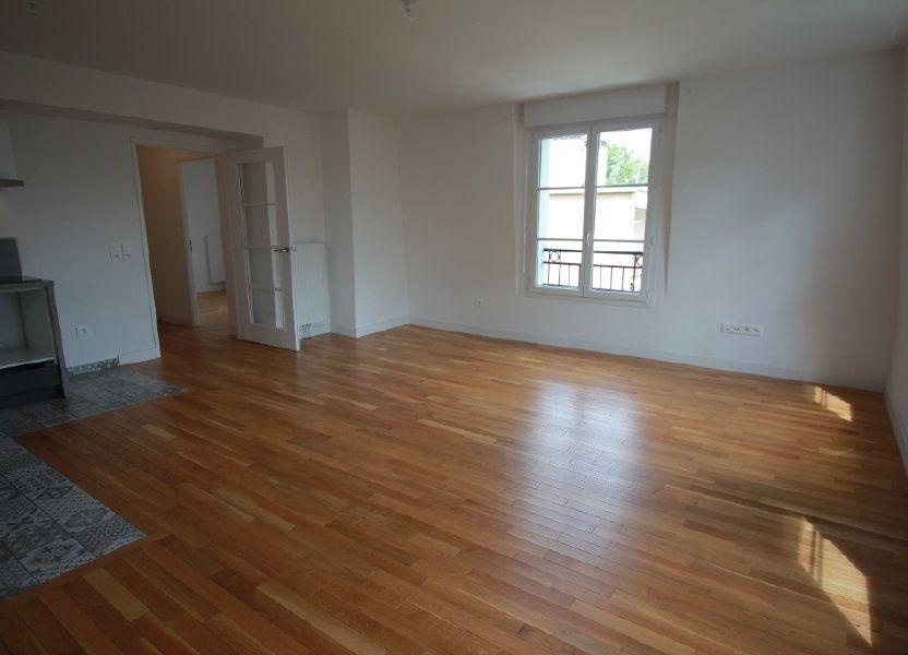 Appartement à louer 51.35m2 à Le Plessis-Robinson